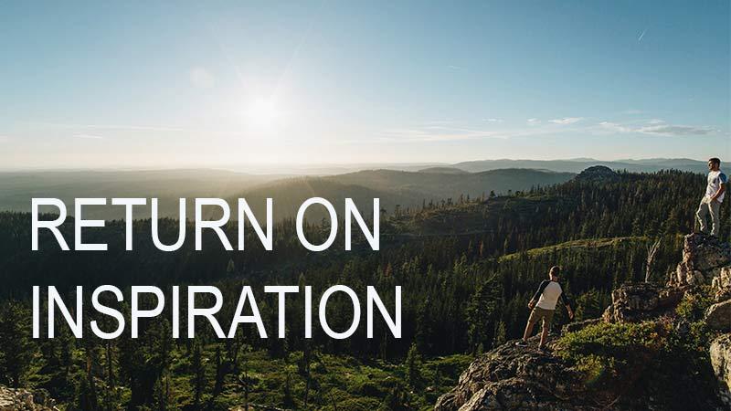 RETURN ON INSPIRATION