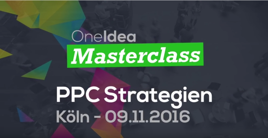 one_idea_masterclass